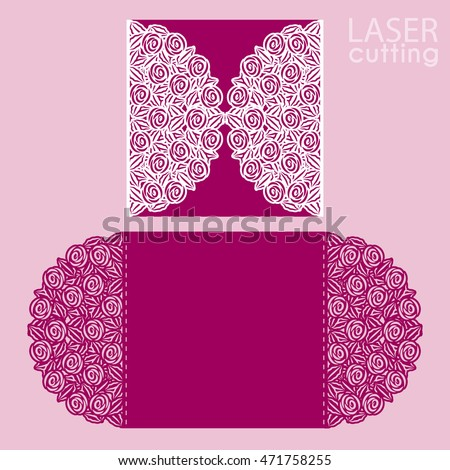 Vector Images Illustrations And Cliparts Laser Cut Wedding