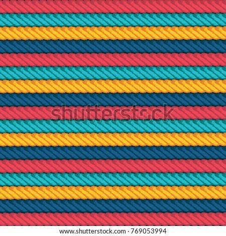 lasso rope vector pattern background wallpaper art #769053994