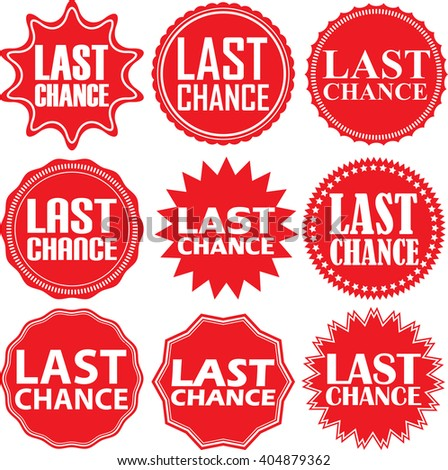 last chance red label last