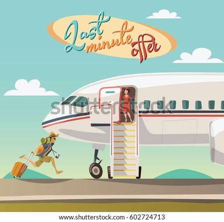 Last minute offer for travel
