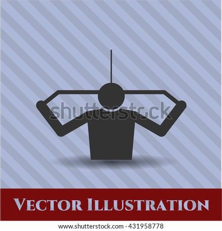 Lat Pull Down (Exercise) icon