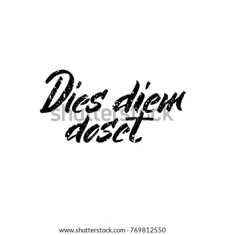 latin inspirational quote