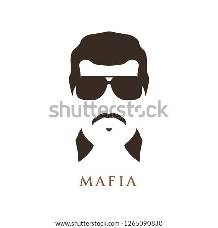 latino man with mustache