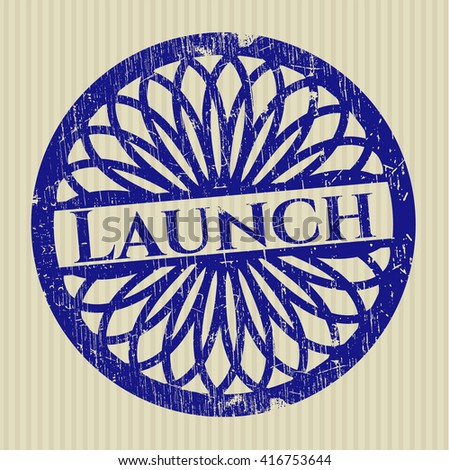 Launch grunge seal