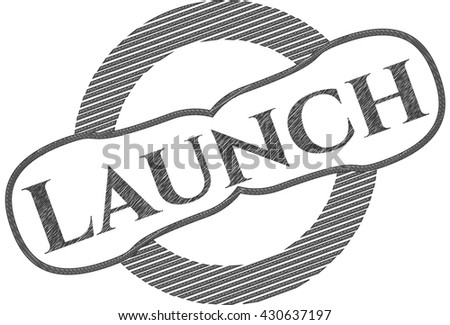 Launch pencil draw