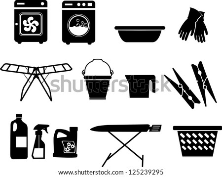 Free Washing Machine Vector