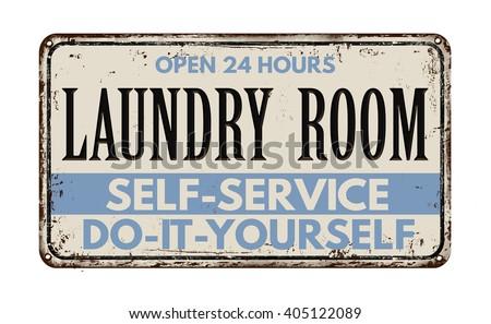 laundry room retro wallpaper - photo #49