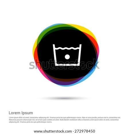 laundry symbols 30 c or 80 f