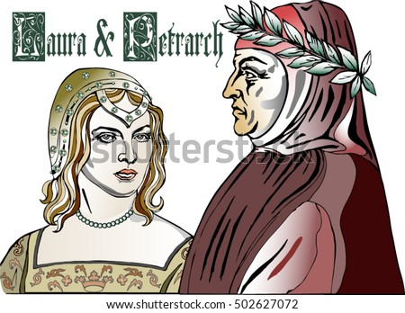 love and humanism in the poem of petrarch Francesco petrarch (1304-1374) by hedyeh t  francesco petrarch who was he and what did he do, you may askas a child francesco was set apartnot just because of his exiled parents but his need and love to read and write.