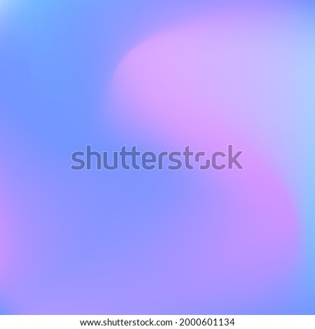lavender pastel curve water