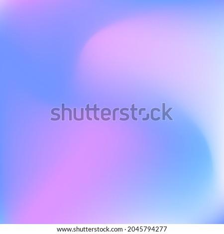 lavender sky violet cold curve