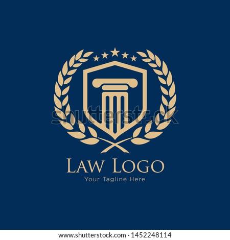 law academy logo designs. Law Education Logo. Law firm Logo