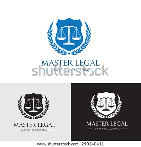 Law firm logo vector free vector download (67,902 Free vector) for ...