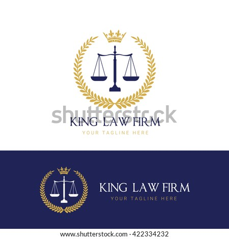 Royalty-free Smart Law firm Logo template #389735179 Stock Photo ...