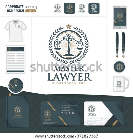 law logo law firm law office