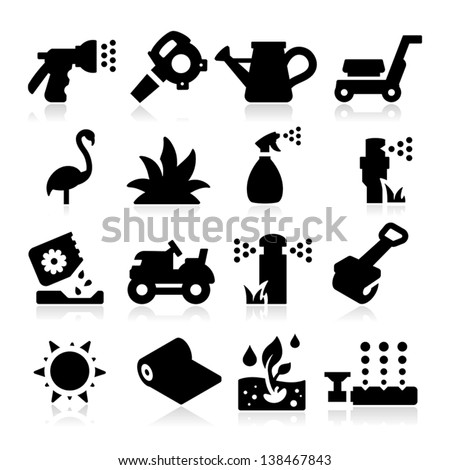 lawn Icons