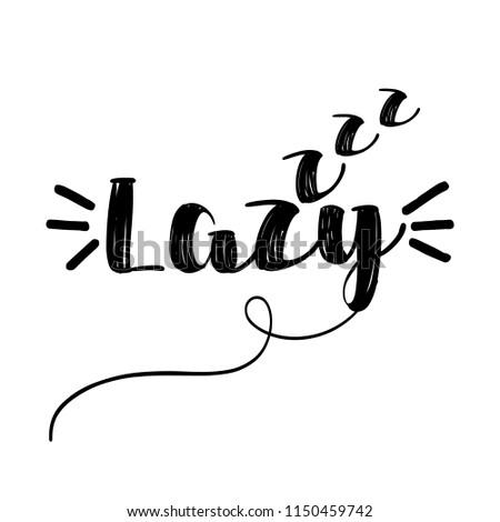 lazy   funny inspirational