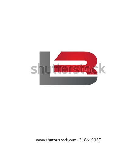 LB L3 company group linked letter logo