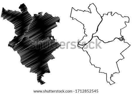 le mans city  french republic