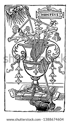 le pot casse is an engraving by