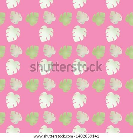 leaf foliage 5 comp pattern f