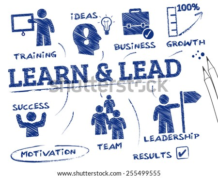 learn and lead chart with
