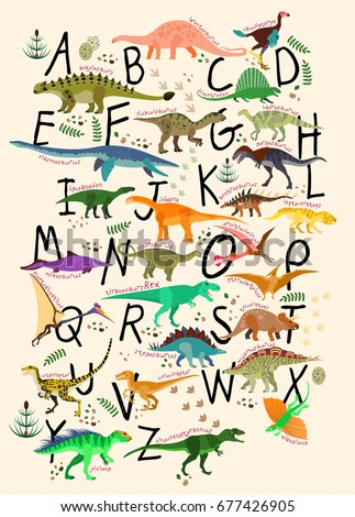 learning alphabets with