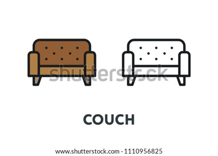 leather brown sofa couch bed