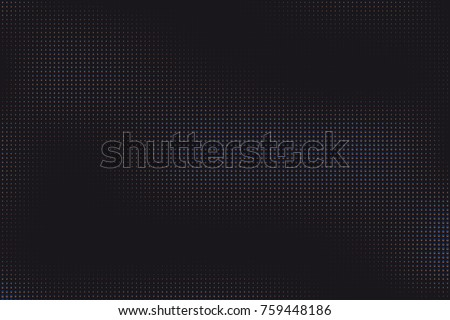 LED display texture. Abstract vector technology background
