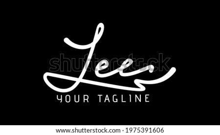 lee beauty vector white color