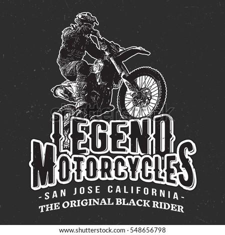legend motorcycles vintage