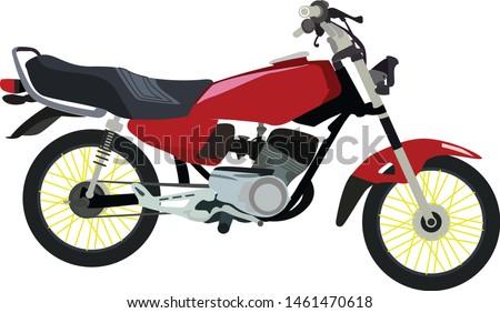 legendary motorbike which is