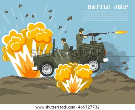 legendary us army four wheel