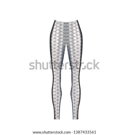 ad2804078 leggings tights legs female pattern vector