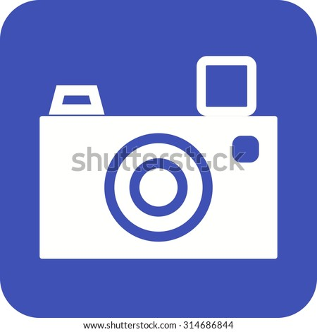 lens  canon  camera icon vector