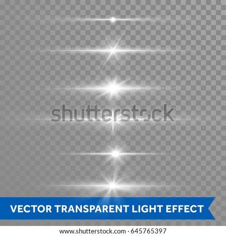 lens flare light shine or