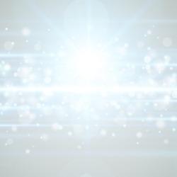 Lens flare light vector background eps 10