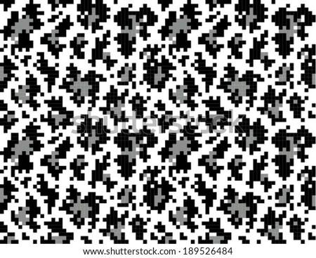 leopard   cheetah 8 bit