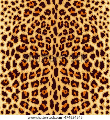 Leopard pattern #474824545