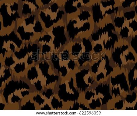 Leopard Print 288 Free Vectors To Download Freevectors