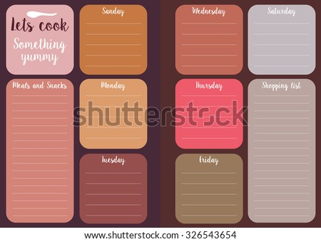 Shutterstock Mobile RoyaltyFree Subscription Photography – Editable Shopping List Template