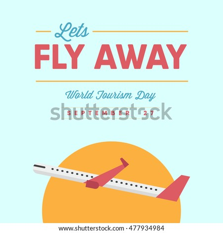 let's fly away concept world
