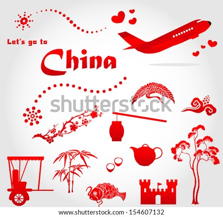 let's go to china