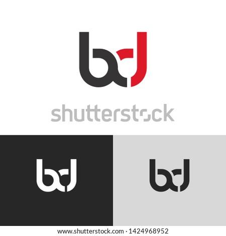 Letter bd Popular Royalty-Free Vectors | Imageric com