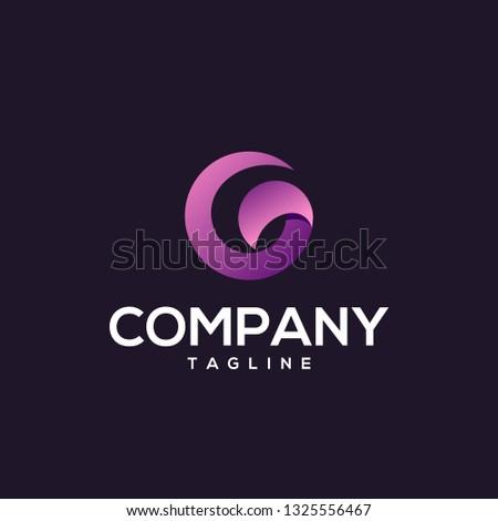 Letter G for company logo