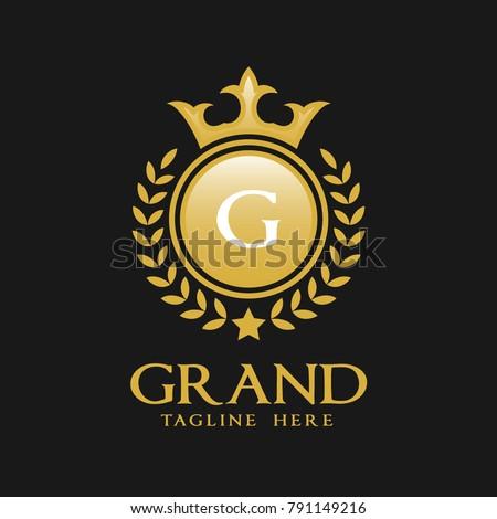 letter g logo   classic