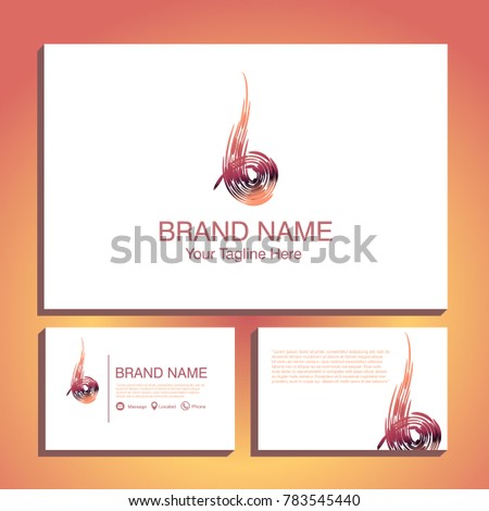 Shutterstock puzzlepix letter i i logo i letter design icon word logo abstract types business cards pack front and back vector suitable for studio beauty salon thecheapjerseys Gallery