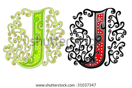 Celtic tattoo letters of the alphabet that can be printed and taken to your