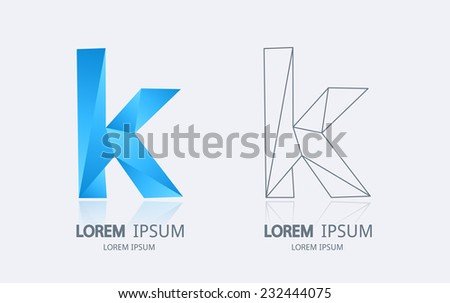 The Letter K Download Free Vector Art Stock Graphics Images