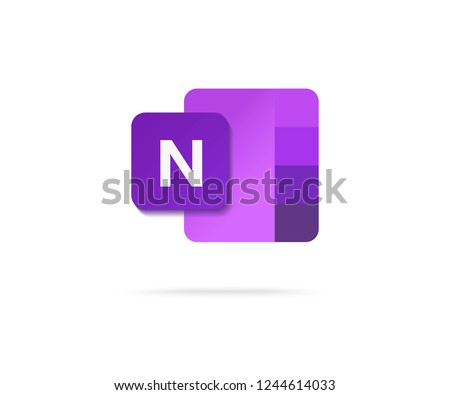 letter n icon in square shape